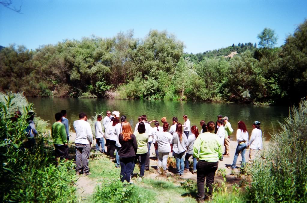 Russian River Field Trip